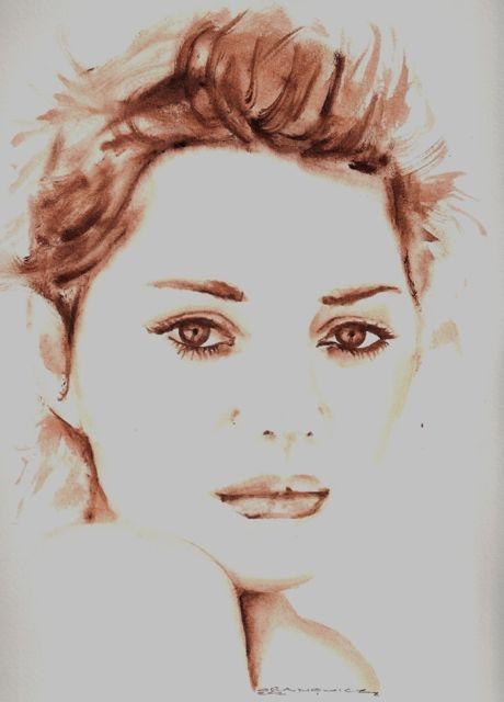 Marion Cotillard par richardkarl